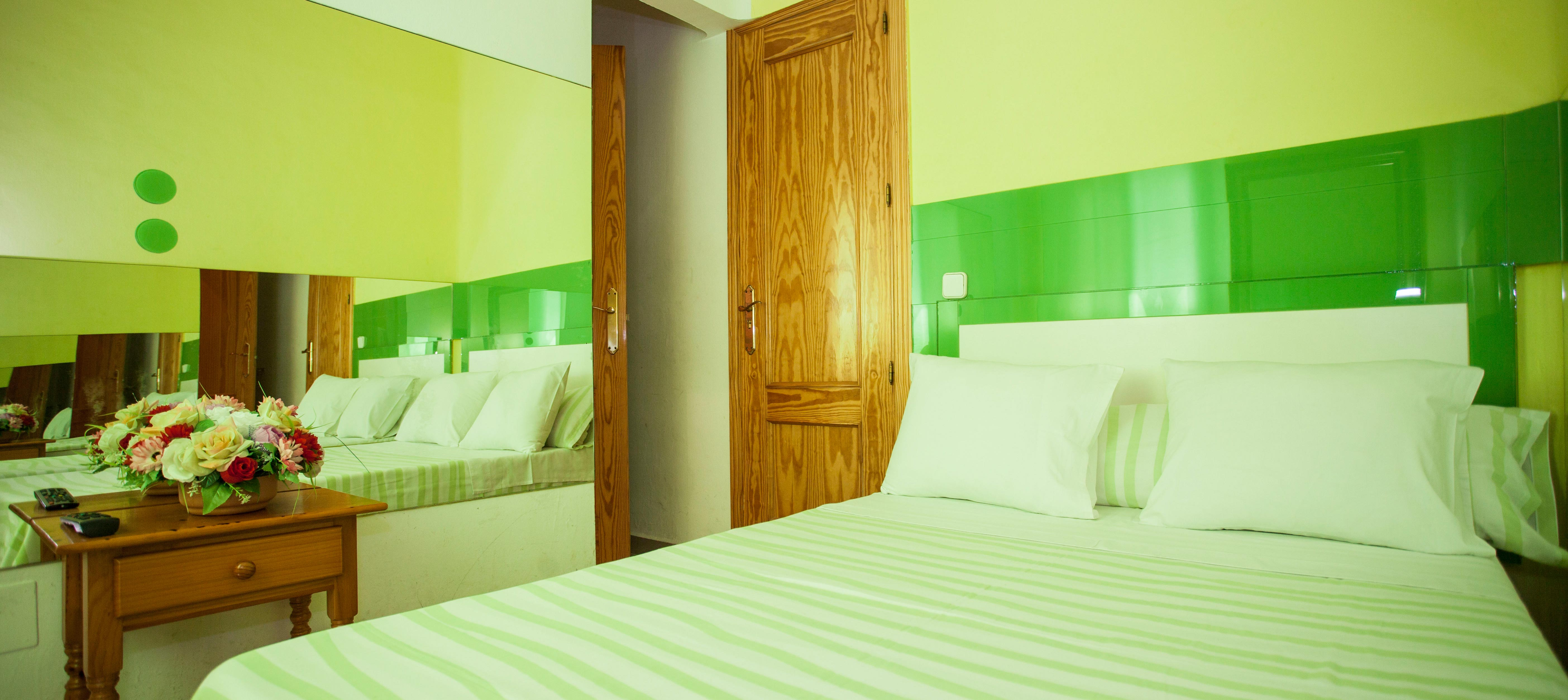Pension centro Madrid